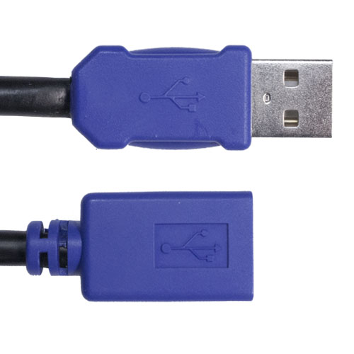 USB A male to USB A female