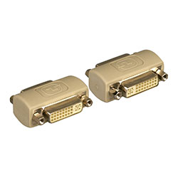 Adapter, DVI Female to DVI Female