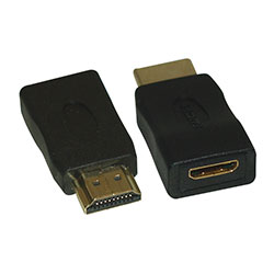 Adapter, HDMI Male to Mini HDMI Female
