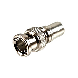 Compression BNC Connector, DB Series, for RG6