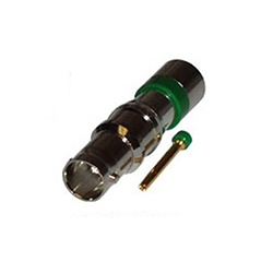 Compression BNC Female Connector, for RG6
