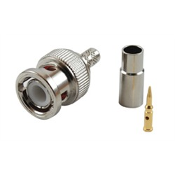 Connector, BNC Male for RG58