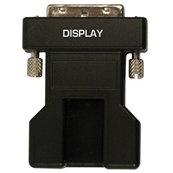 Detachable Head Connector,DVI Display End