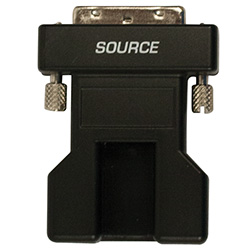 Detachable Head Connector,DVI Source End