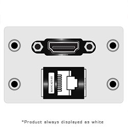 Double Spaced MAI, HDMI Pigtail, RJ45-CAT5