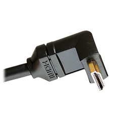 HDMI Cable, Right Angle 270 Degree