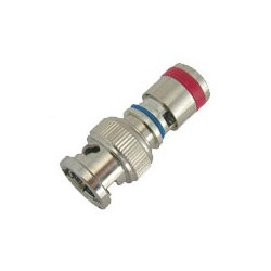Compression BNC, SLC Series, 26AWG
