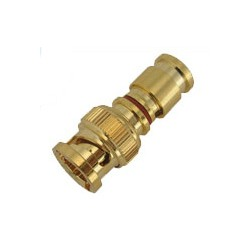 Compression BNC Gold Connector, RG59