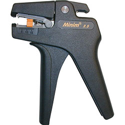 Minim 2.5 Self Adjusting Wire Stripper, 24-10 AWG