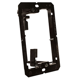 Low Voltage Mounting Bracket, 1-Gang, 10 Pak